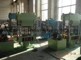 plaque 50t guérissant la presse/presse corrigeante en caoutchouc/presse de vulcanisation hydraulique