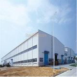 Costruzione pre costruita del metallo della struttura d'acciaio dai fornitori professionali