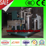 Épurateur d'huile de cuisine de perte de TPFs de série, filtration de pétrole de biodiesel
