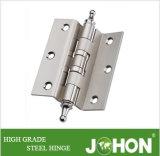 """Bisagra inestable de acero del metal de la puerta del hardware o del hierro (3.5 accesorios de los muebles """" X3 """")"""