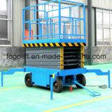 Mobile hydraulique de travail aérien Ascenseur