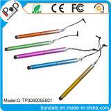 Crayon lecteur promotionnel de crayon lecteur d'aiguille avec le crayon lecteur d'aiguille de clip pour le matériel de panneau de contact