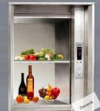 Fácil de usar Elevador de montacargas, ascensor de alimentos y ascensor de servicio