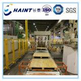 Paletizador e transportador automático de robôs para carga unitária
