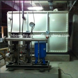 FRP обшивает панелями надземную цистерну с водой