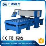 Hersteller-Laser-Ausschnitt-Maschinen-Preis in Guangzhou