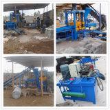 Máquina concreta de los bloques de las pavimentadoras Qtf3-20