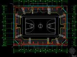 Terrain de basket préfabriqué de construction de structure métallique (KXD-SSB22)