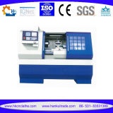 Mini torno del banco de Ck6140 China para la venta