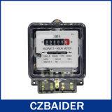 Счетчик энергии одиночной фазы (статический метр, метр) электричества (DD862)