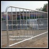 Barrera de acero del control de muchedumbre del metal