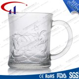 커피 (CHM8155)를 위한 240ml 최신 인기 상품 투명한 유리제 컵