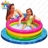 膨脹可能なPVC水公園のおもちゃの子供の水泳の浴室のプール
