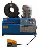Haute précision facile d'utiliser le tuyau hydraulique appuyant la machine sertissante