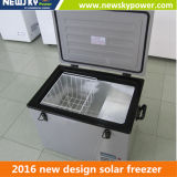 Refrigerador pequeno solar portátil do congelador da manufatura 12V mini refrigerador do mini
