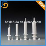 Venda quente da promoção veterinária plástica da seringa 30ml