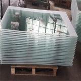 安全緩和されたガラスのドア、不動産のための印刷ガラスを提供しなさい
