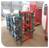 Gru dell'elevatore del passeggero della costruzione di conversione di frequenza di vendita della fabbrica (SC200/200)