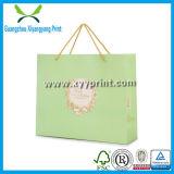 Niedriger Preis-kundenspezifische PapierEinkaufstasche mit Qualität