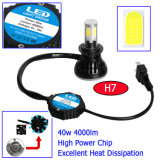 Luces de G5 LED para la linterna H4 H13 9004 9007 de los coches H4 LED