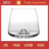 Tazas inferiores del vidrio del whisky de Normann Copenhague del balanceo