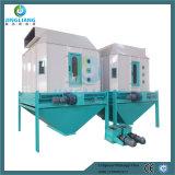 Máquina refrigerando da pelota superior da alimentação dos peixes do refrigerador da alimentação da manufatura