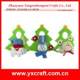 Decoración de la Navidad (ZY14Y526-1-2-3 los 20CM)