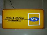 Mtnの真空のThermoformed広告の表示