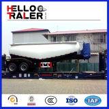 2개의 차축은 시멘트 트럭/시멘트 Bulker 대량 트레일러를 말린다