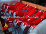 SPD JISの標準鋼鉄ローラー、コンベヤーのアイドラー、コンベヤーのローラー
