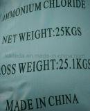 De Hoge Zuiverheid van de Levering van de fabriek 99.5% Chloride van het Ammonium van de Rang van Technologie voor Batterij