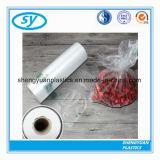 Полиэтиленовый пакет LDPE плоский прозрачный для еды