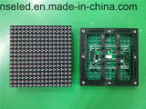 Módulo vermelho ao ar livre do indicador de diodo emissor de luz do Monochrome de P10 SMD