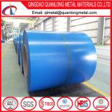 El color de CGCC SGCC cubierto prepintó la bobina de acero galvanizada