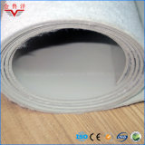 La membrane imperméable à l'eau de PVC de polymère élevé avec le polyester a renforcé