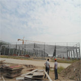 Costruzione prefabbricata d'acciaio della costruzione del metallo con il migliore disegno