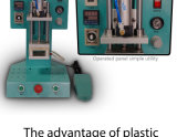 Calore Welding Machines per Plastic Packaging
