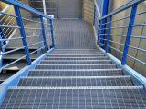 Fábrica do passo de escada do aço de carbono