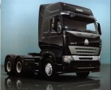 HOWO A7 380HP/420HPのトラクターヘッドトラクターのトラックの価格