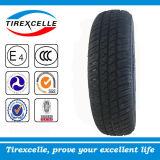 Polimerización en cadena, neumático radial del Semi-Acero, neumático del pasajero, neumático radial del coche