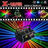 Het mini 1W RGB Volledige Licht van de Laser van de Animatie van de Kleur/de Laser Lichten/Ilda van DJ