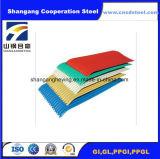 다채로운 직류 전기를 통한 아연 루핑 또는 강철 알루미늄 루핑 또는 장