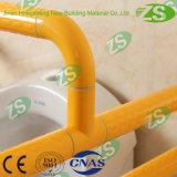 Barra plástica anti-bateriana do banheiro do cuidado Disabled idoso