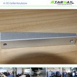 Patrs de alumínio pelo CNC que faz à máquina na alta qualidade