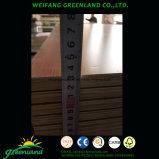 madeira compensada do armário da película do PVC de 15mm