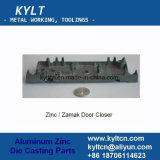아연 또는 Zamak 금속 합금은 주물 문 또는 문 또는 Windows 오프너를 또는 근접하여 정지한다