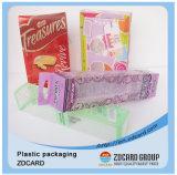 아름다운 인쇄된 명확한 자동 베개 PVC 플레스틱 포장 상자
