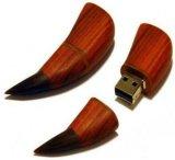 Schijf van de Flits van de Kurk USB van de fles de Houten