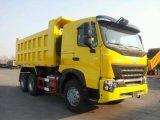 HOWO 18.63m3 Zz3257n3647A 덤프 트럭