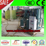 Einfaches Geschäfts-vollautomatische Vakuumschmieröl-Reinigungsapparat-Maschine